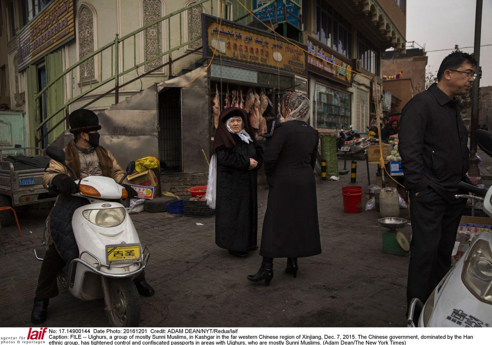 EINMALIGE VERWENDUNG SPIN SP 30/2018 S.78 Kashgar