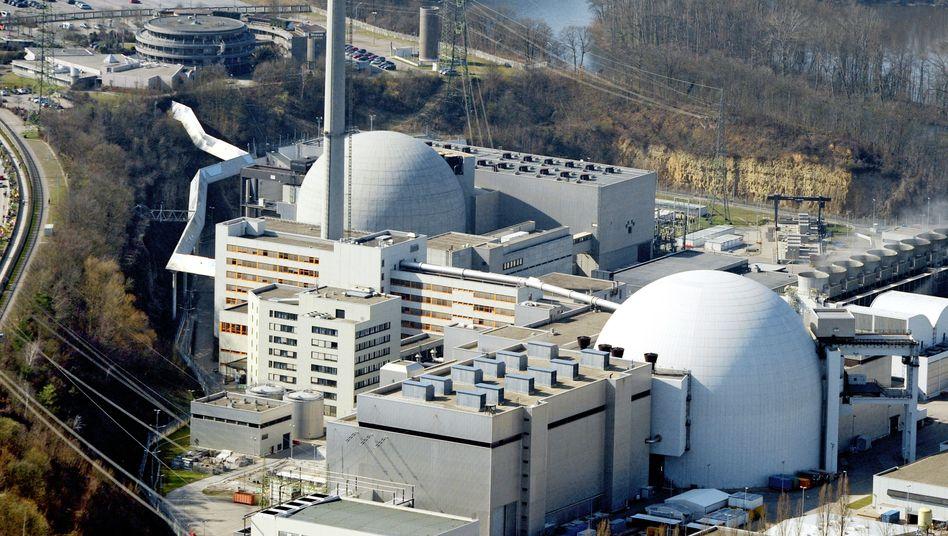 AKW Neckarwestheim: Grüne machen Druck beim Atomausstieg