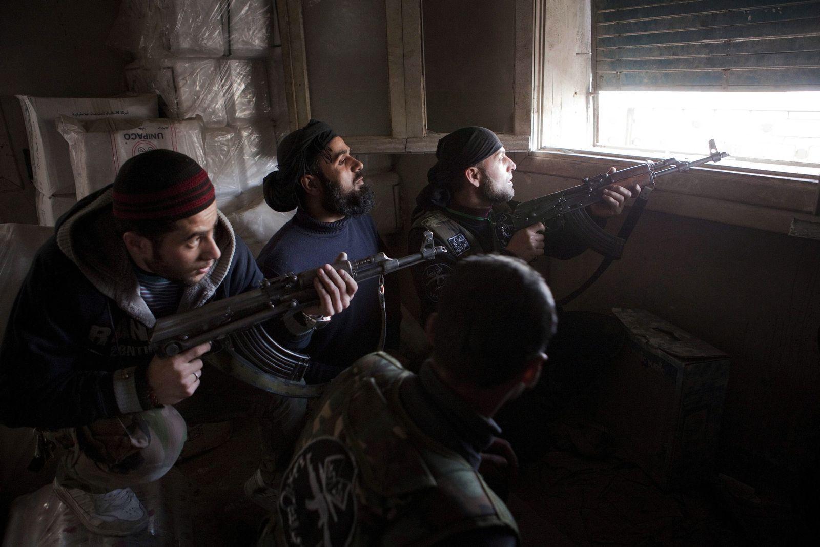 Syrische Rebellen