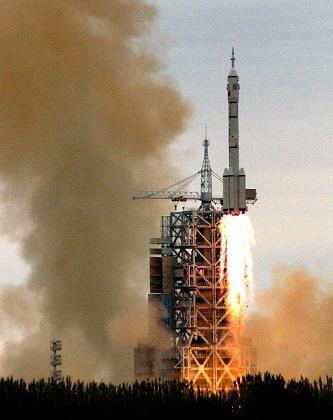 Chinesische Raumfahrt: Zum Mond bis 2020?