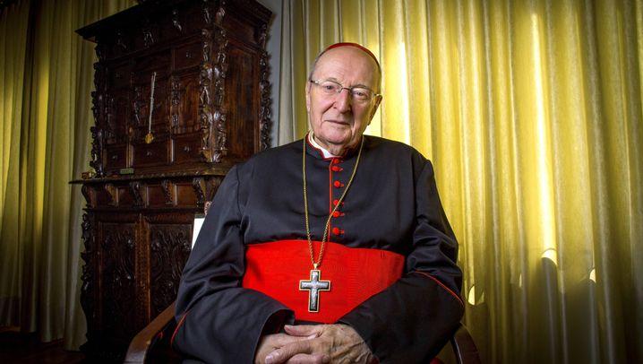 Fotostrecke: Zum Tod von Kardinal Meisner