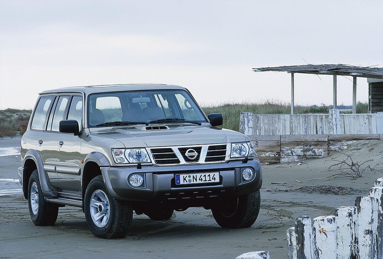 Nisssan Patrol 2003