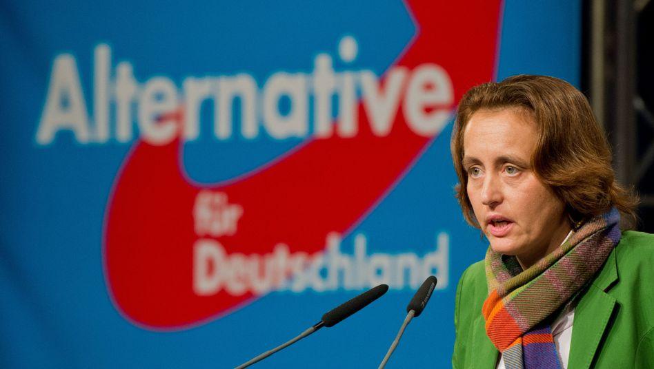 """AfD-Vize von Storch (Archiv): """"Frauen sind anders als Kinder verständig"""""""