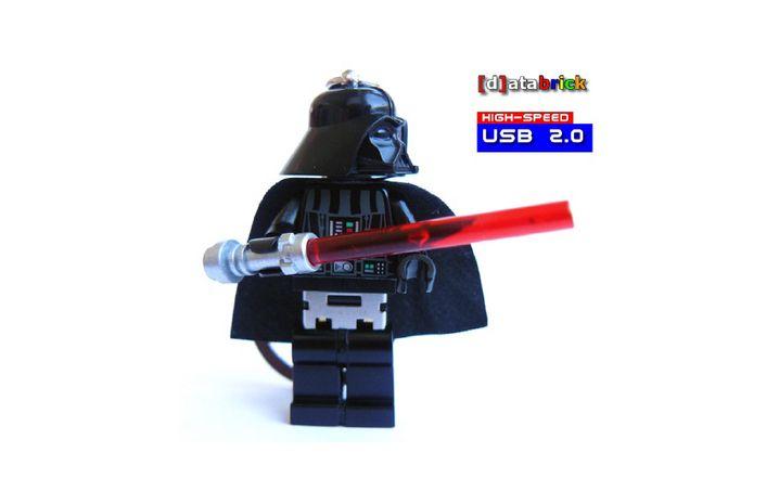 Lego-USB: Gute Tarnung für die Daten