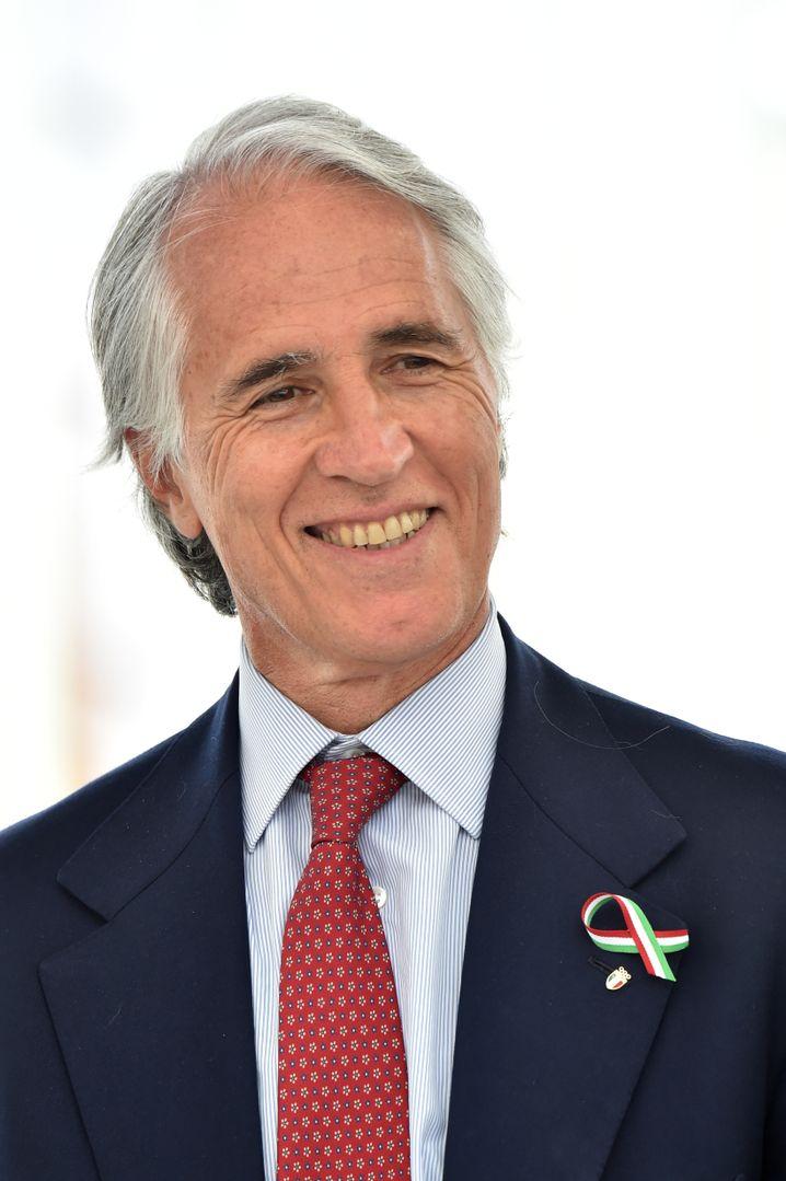 Italiens NOK-Präsident Malagó: Trinkfester Netzwerker