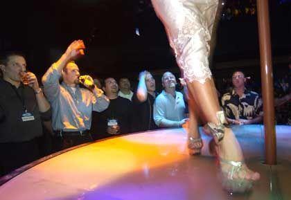 Stripclub in Las Vegas: Unbeanstandete Werbung beim Super Bowl