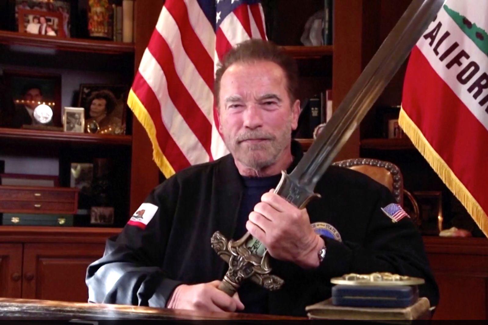 Arnold Schwarzenegger Video