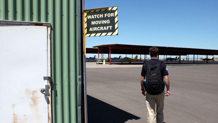 Pilotenausbildung in Arizona: Abheben in der Wüste