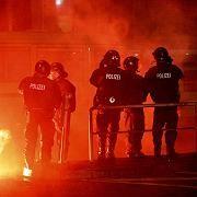 """Angriffe auf Polizisten (am 6. März bei Fußballspiel in Hamburg): """"Bei gut 70 Prozent der Übergriffe waren die Täter alkoholisiert"""""""