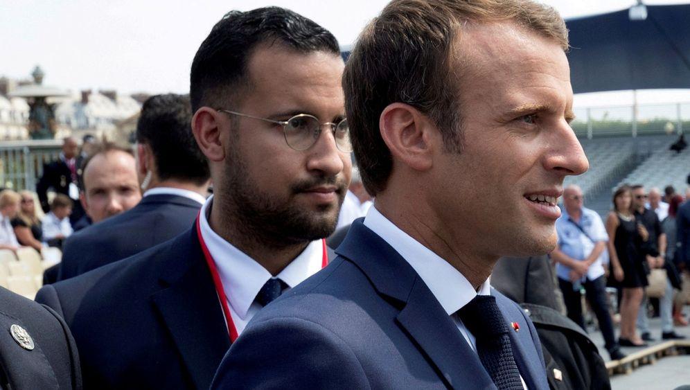 Frankreich: Brisanter Brief an den Staatsanwalt