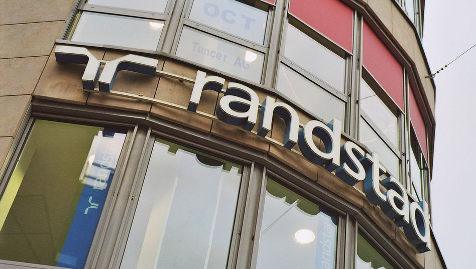 Randstad-Niederlassung (Archivfoto)