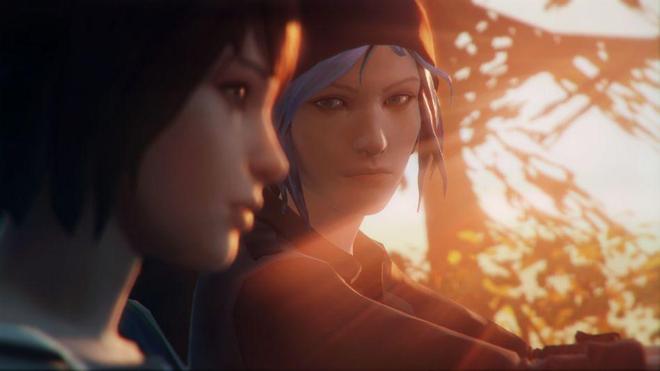 """Max und Chloe: Beste Freundinnen im Spiel """"Life Is Strange"""""""