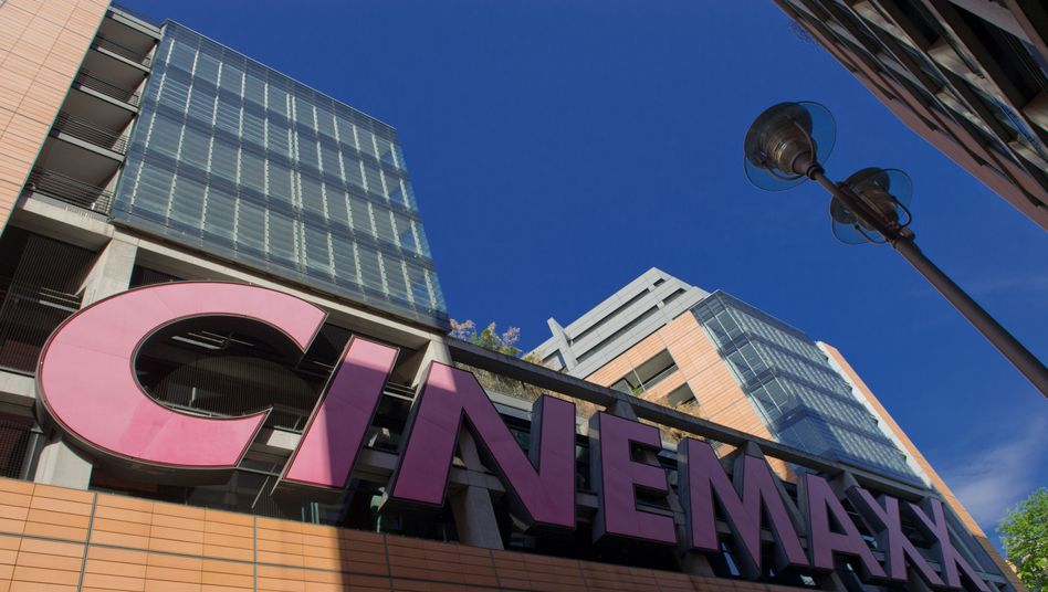 Cinemaxx-Logo: Verkauf ins Ausland