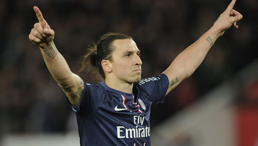 Photo Gallery: Football's Larger-Than-Life Star Zlatan Ibrahimovic