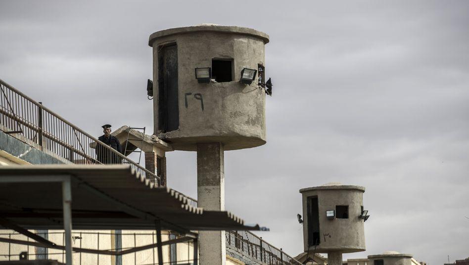 Gefängnis in Ägypten (Symbolbild)