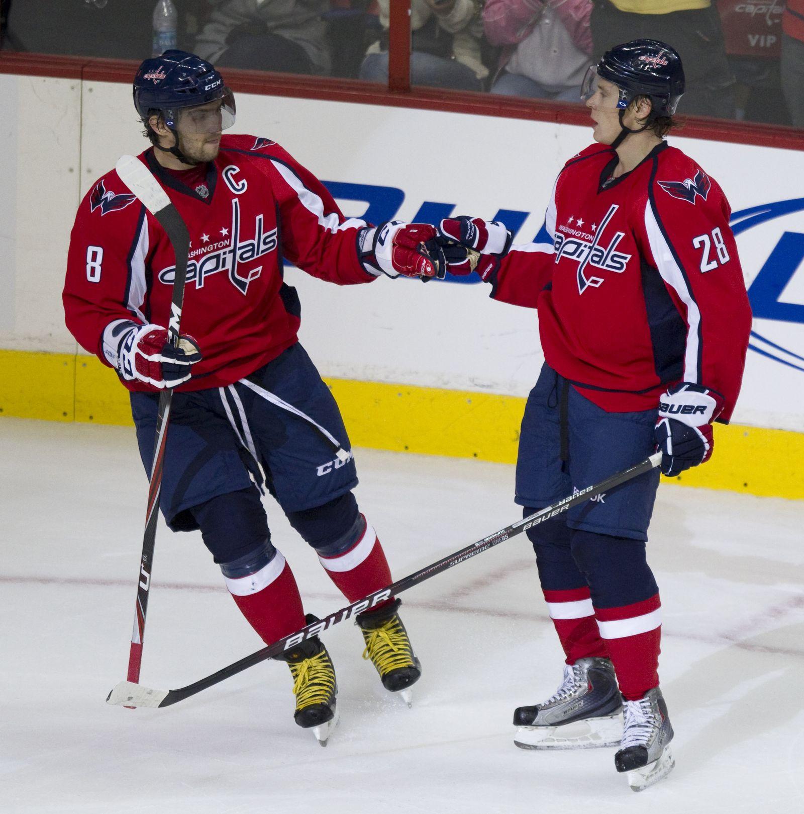 NHL Alexander Owetschkin Ovechkin