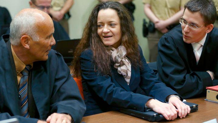 NSU-Prozess: Anwalt verliest Zschäpes Aussage