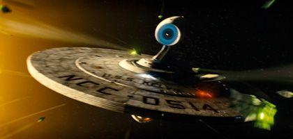 "Szene aus dem neuen ""Star Trek"": Der Kirk ist tot, lang lebe der Kirk"