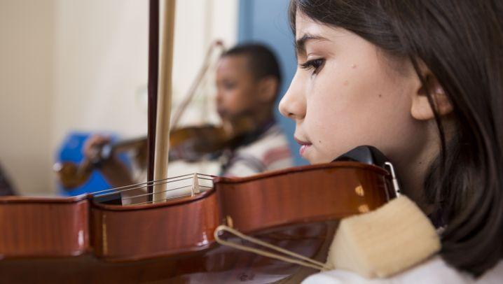 Musikschule in São Paulo: Der Klang der Favela