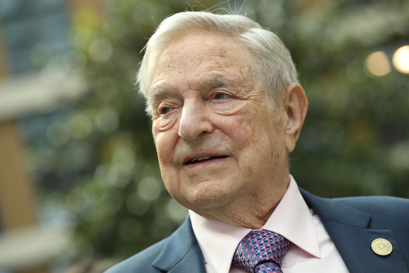 ÖVP/ George Soros