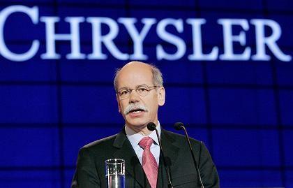 """DaimlerChrysler-Chef Zetsche: """"Voraussetzungen für einen neuen Start geschaffen"""""""