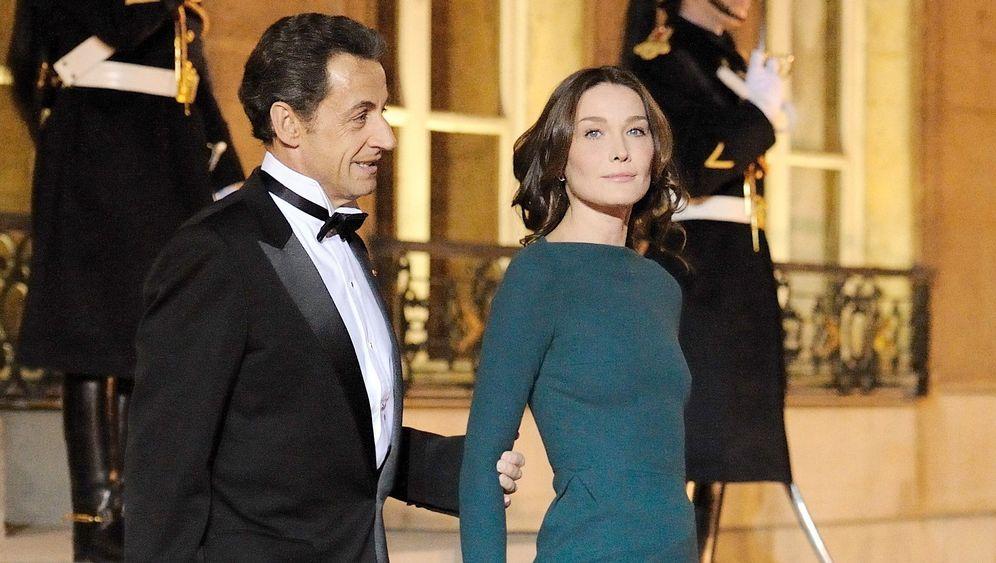Präsident Sarkozy: Unpopulär, isoliert, angefeindet
