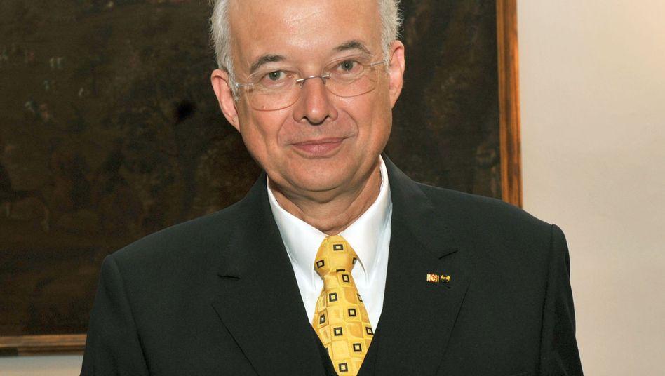 """Paul Kirchhof: """"Wenn sich jemand arm rechnen darf, bringen 50 Prozent Steuersatz nichts"""""""