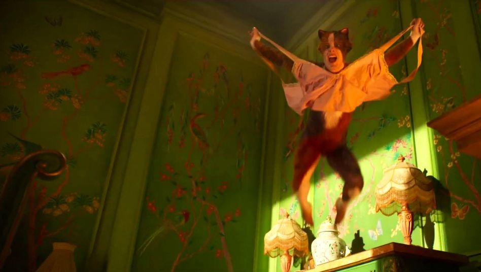 """Screenshot aus dem Trailer zu """"Cats"""""""