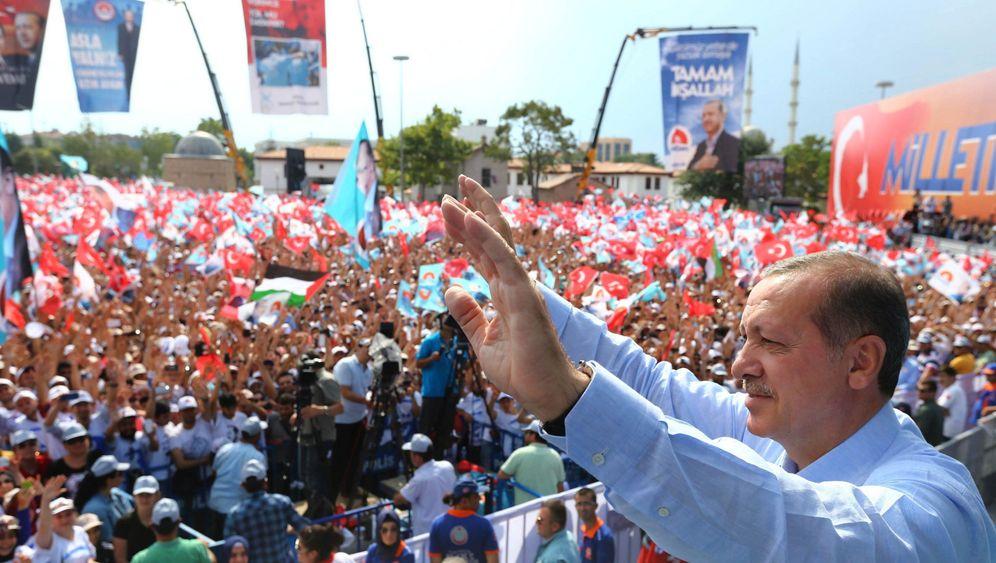 Urnengang: Präsidentenwahl in der Türkei