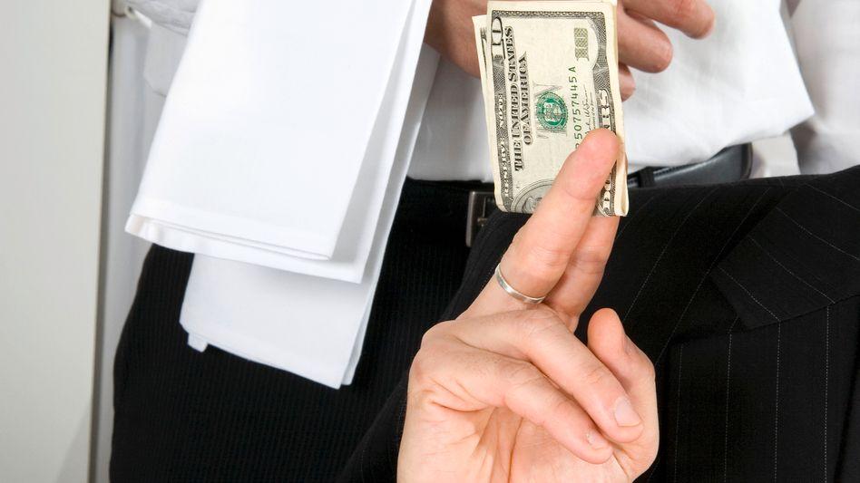 """Trinkgeld? Nein danke! Einige US-Lokale verzichten neuerdings auf den """"Tip"""""""