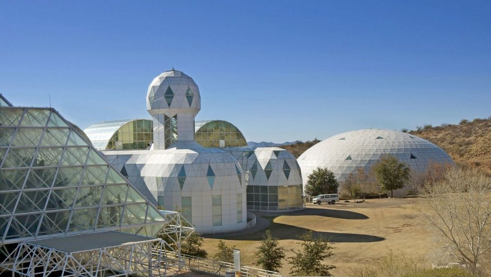 """Projekt """"Biosphäre 2"""": Hölle im Glashaus"""