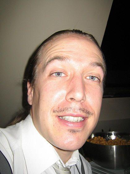 David Pittelkow, 31, Softwareentwickler aus Freiburg/Breisgau