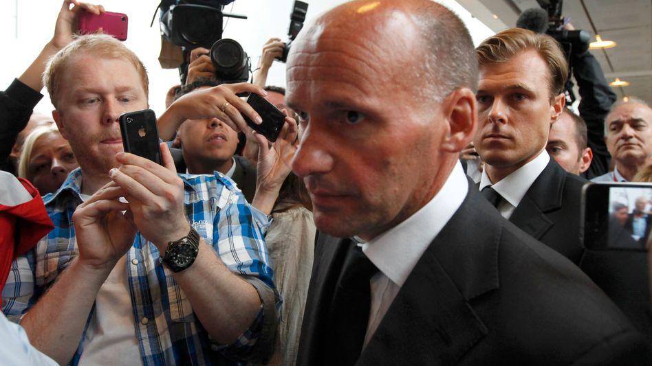 Norwegischer Massenmörder: Anwalt bezeichnet Breivik als geisteskrank