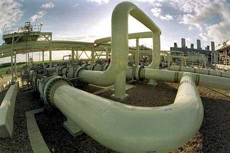 Erdgas-Pipeline: 1440 Kilometer von den kaspischen Vorkommen bis ans Meer
