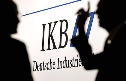 """IKB-Logo: """"Es riecht nach Russland"""""""