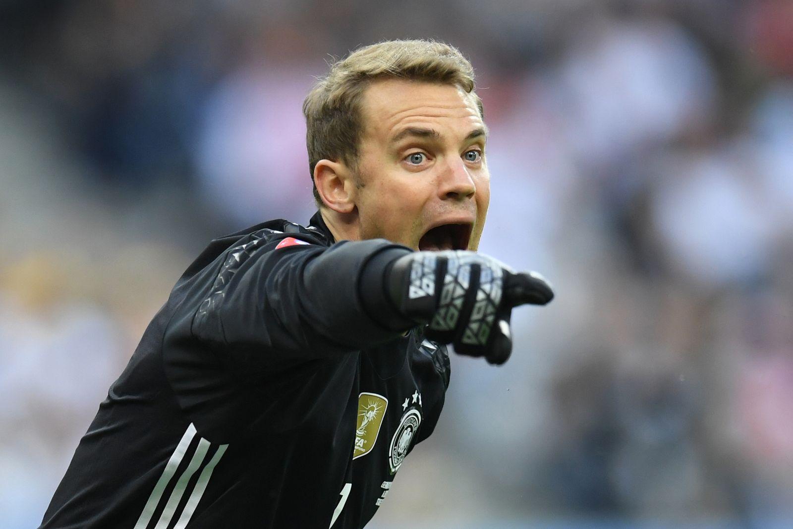 Manuel Neuer DFB EM 2016