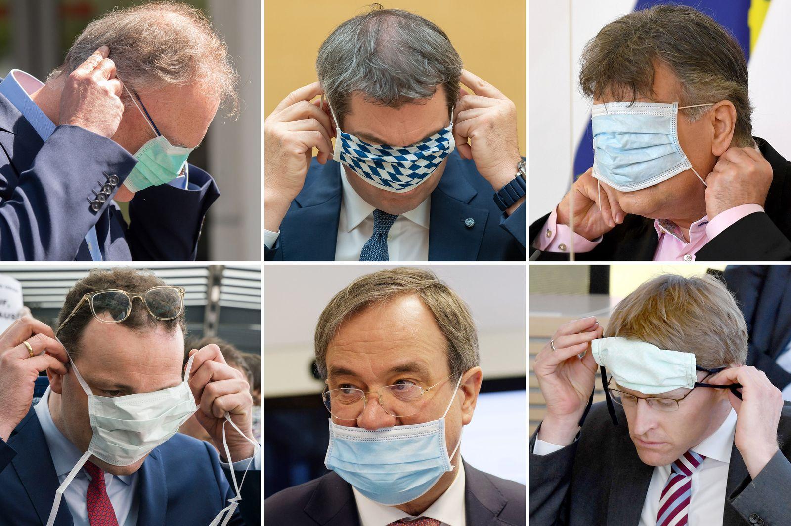 Coronavirus - Maskenpflicht