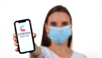 Corona-Warn-App soll bald Ergebnisse von Schnelltests zeigen können