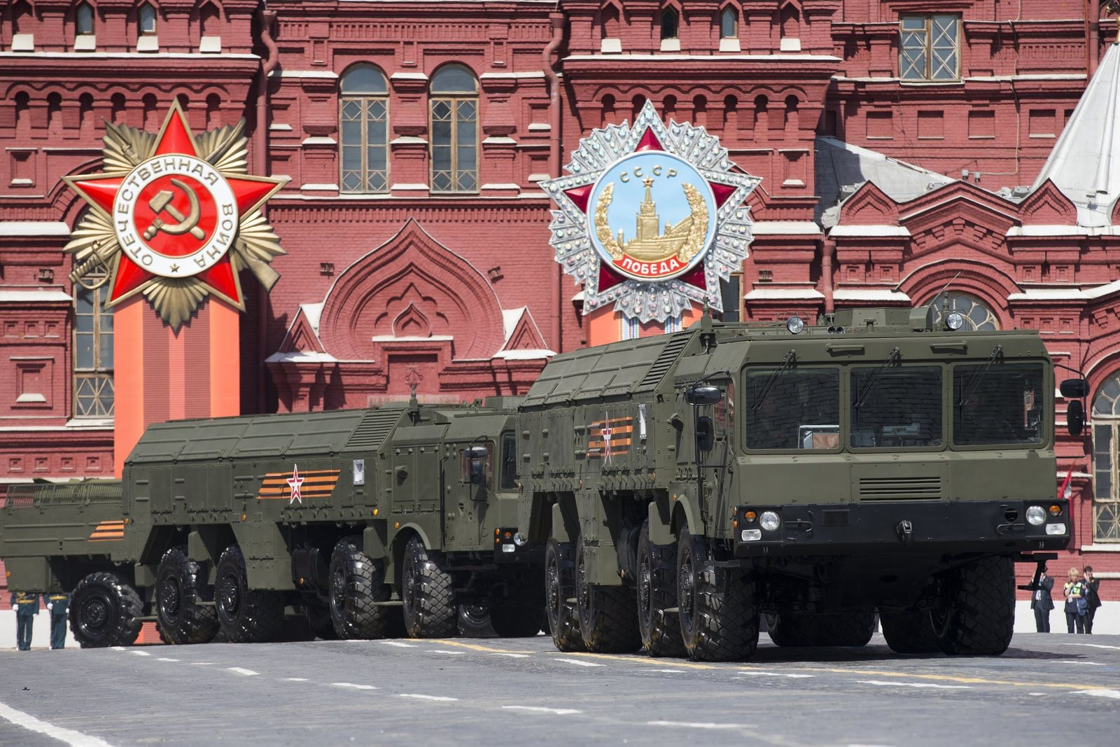 Europe Russia Missiles