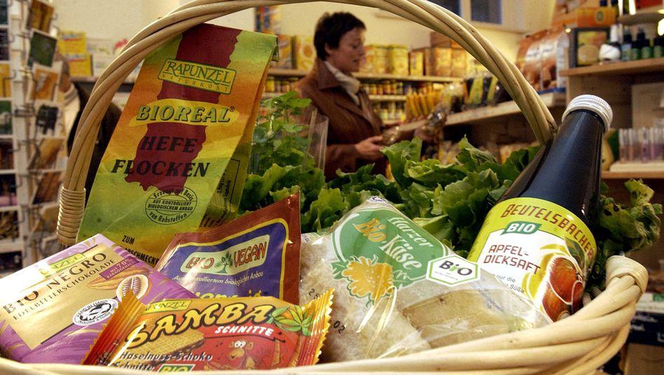 Bioladen in Magdeburg: Schwache Ergebnisse bei Geschmack und Nährstoffgehalt