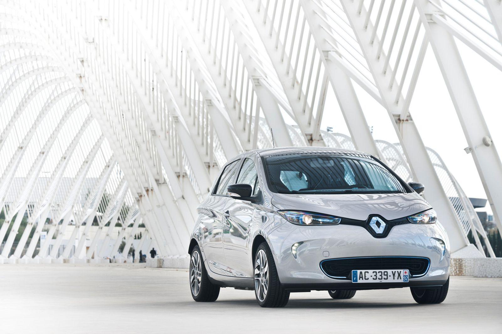 2013 / Renault Zoe