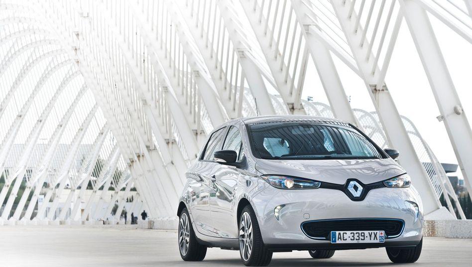 """Renault Zoe: """"Deutsche Neuwagenverkäufer drehen bei so etwas durch"""""""