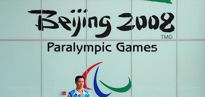Helfer für die Paralympischen Spiele: Die Welt blickt erneut auf Peking