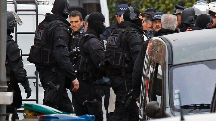 Toulouse: Polizei stürmt Gebäude