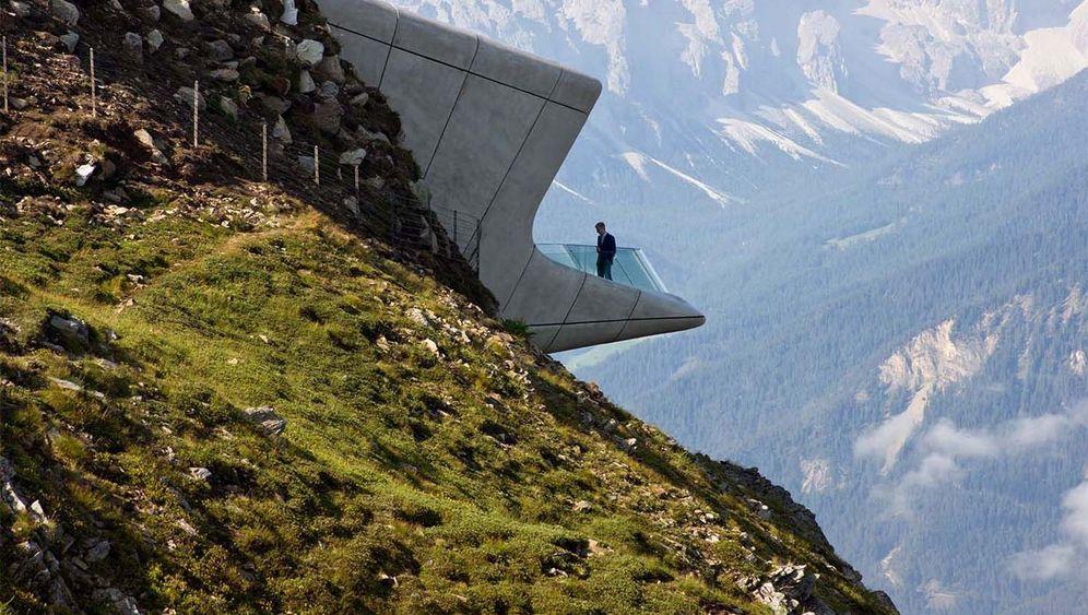 Alpine Architektur: Hohe Kunst