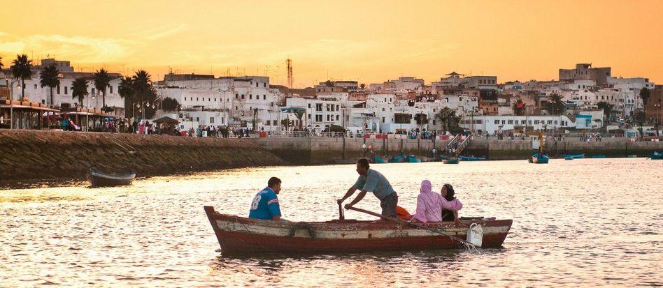 Panorama von Rabat