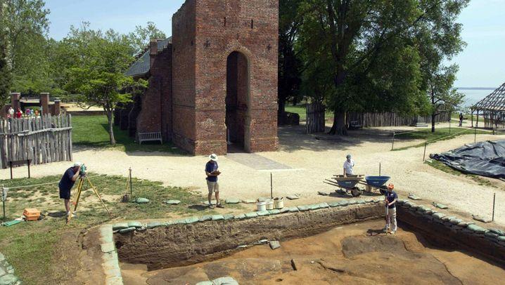 Ausgegraben: Deutsche Wertarbeit in amerikanischen Kolonien