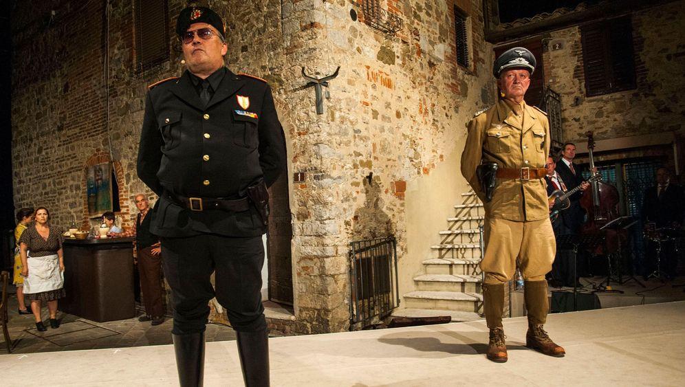 Krieg im Theater: Tatort Toskana