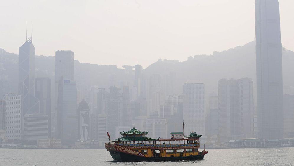 Smog: Hongkong Luft soll besser werden
