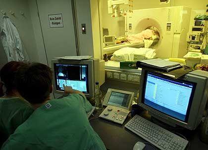 Röntgenuntersuchung: Abkassieren mit überteuerten Kontrastmitteln